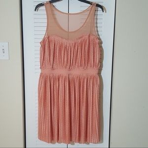NWOT LC LAUREN CONRAD WOMEN DRESS SIZE L